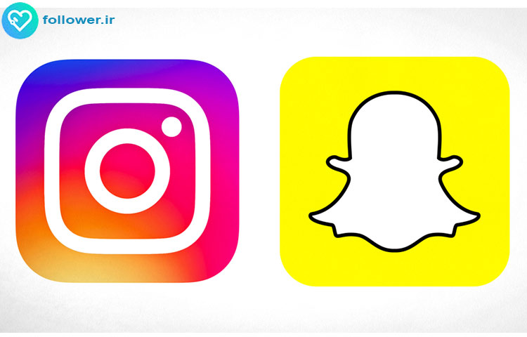 مقایسه اینستاگرام و اسنپ چت
